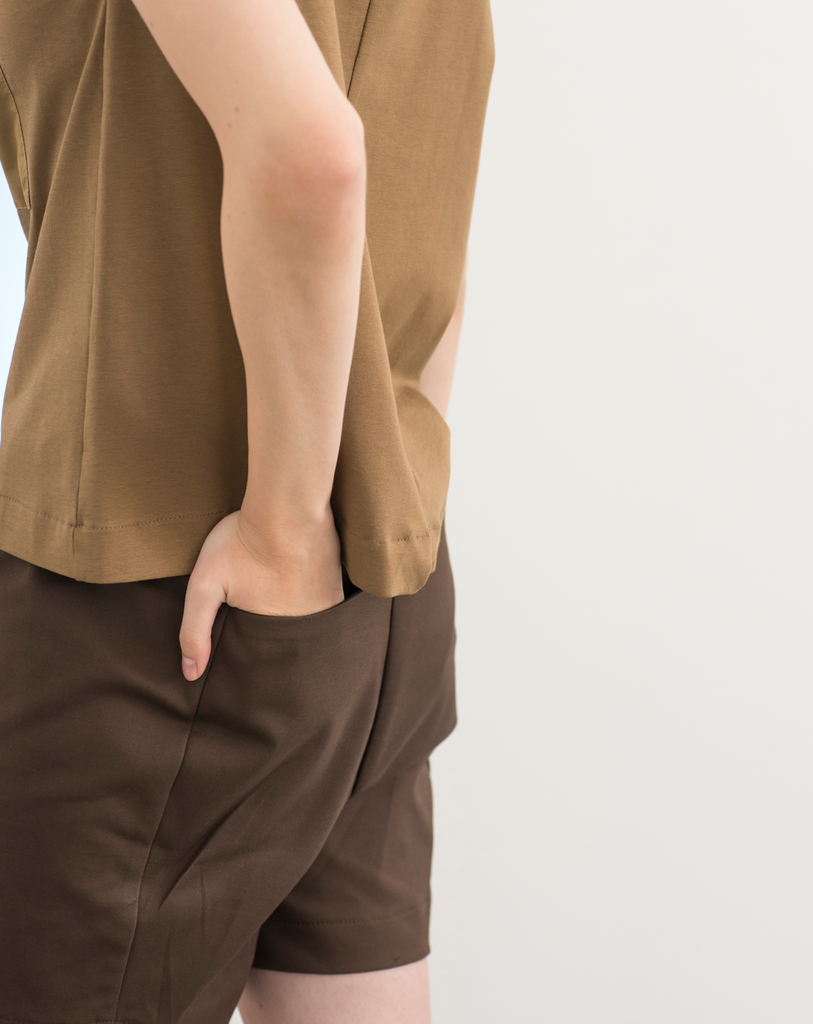 Richter Shorts | Brown