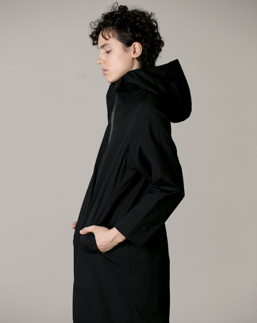 Long Coat | Black