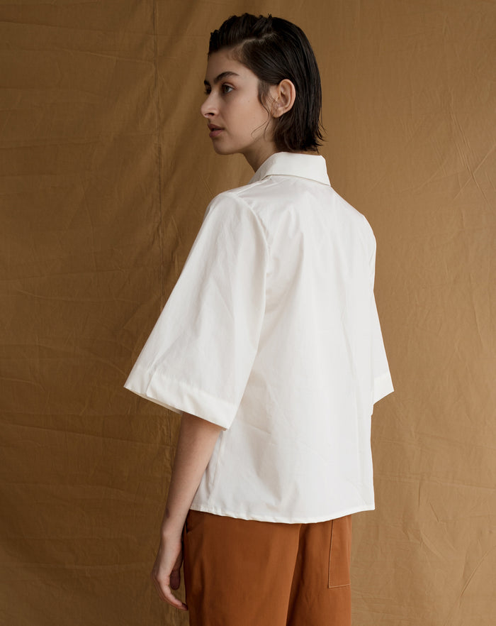 Oak Blouse | Warm White