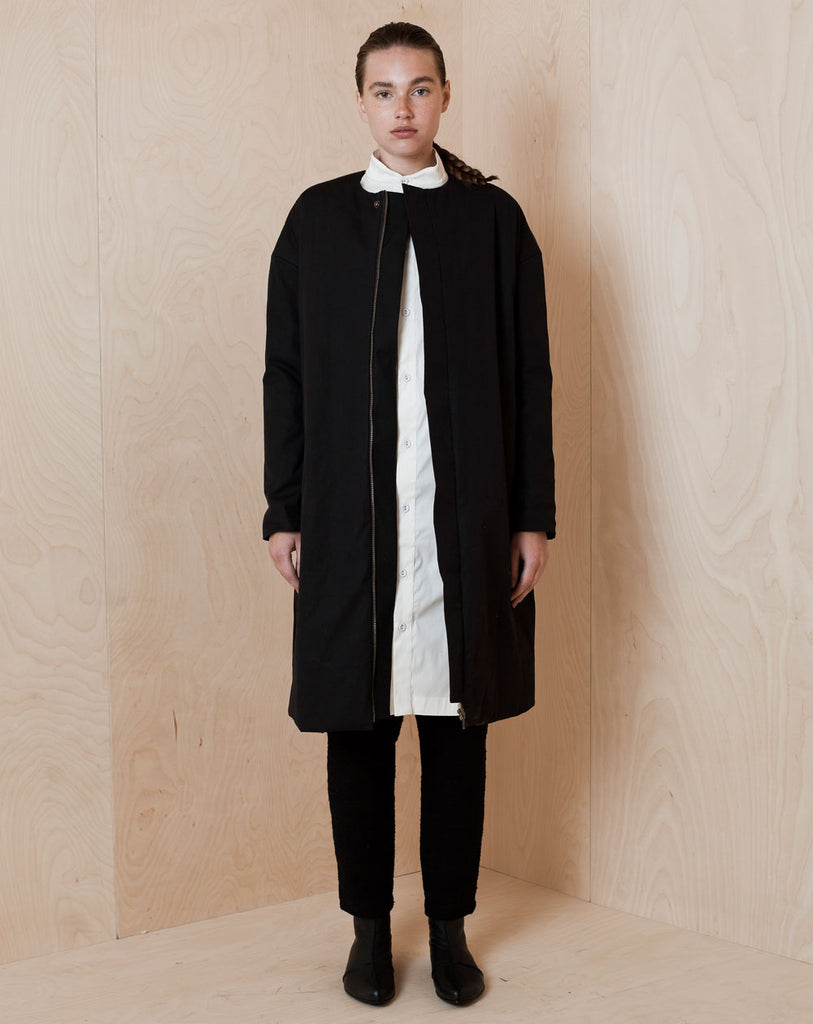 Quilt Lined Coat