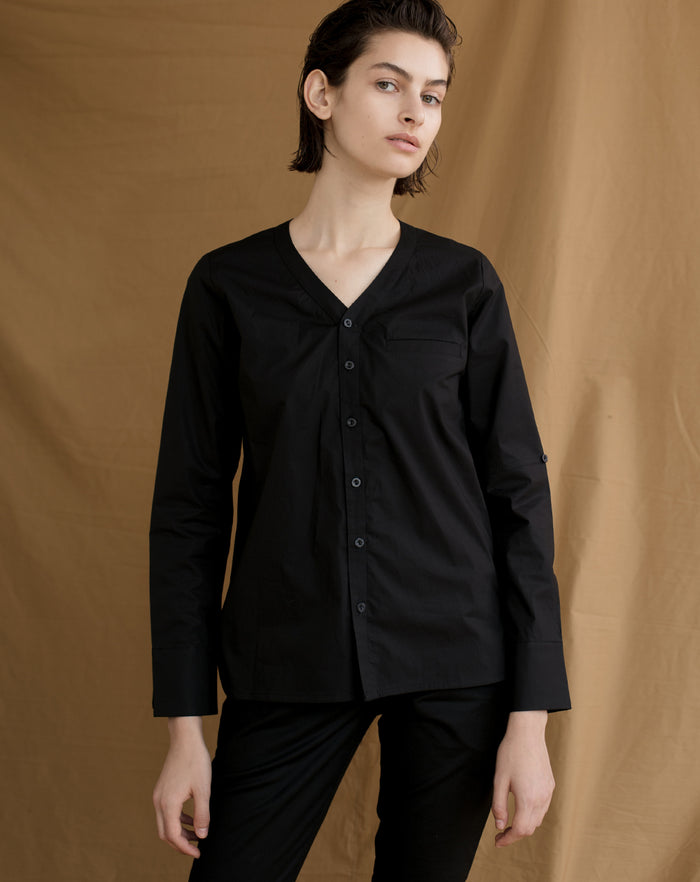 Forest Blouse | Black