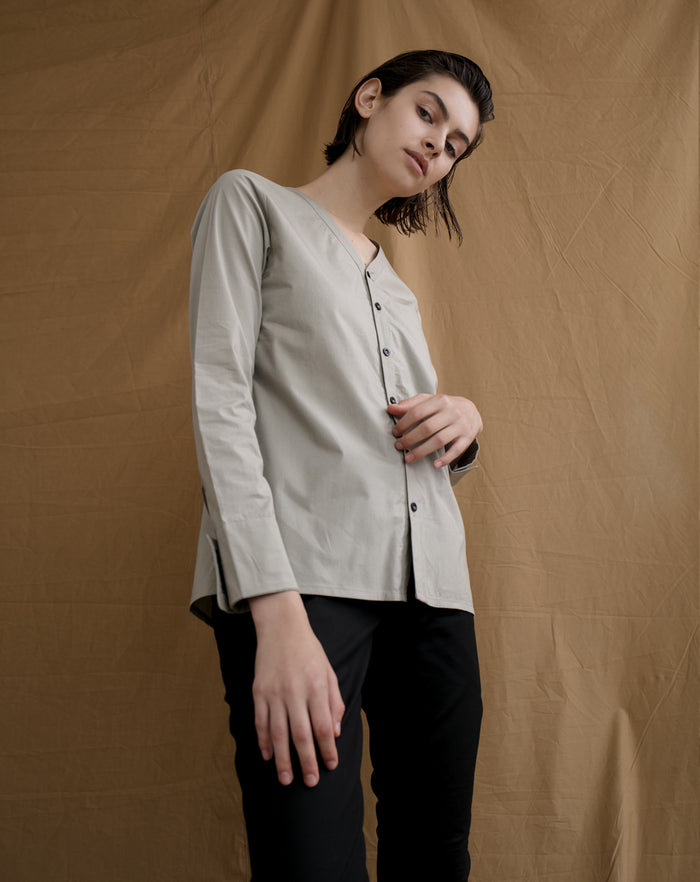 Forest Blouse | Stone
