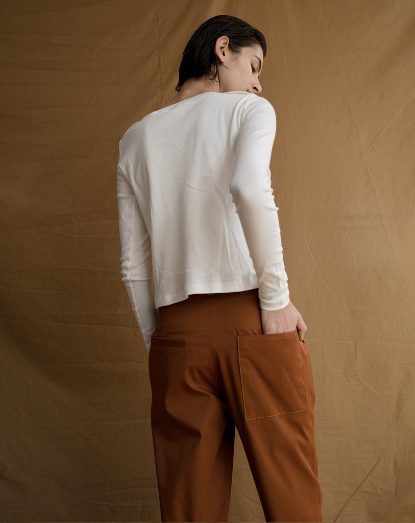 Sequoia Pants | Rust