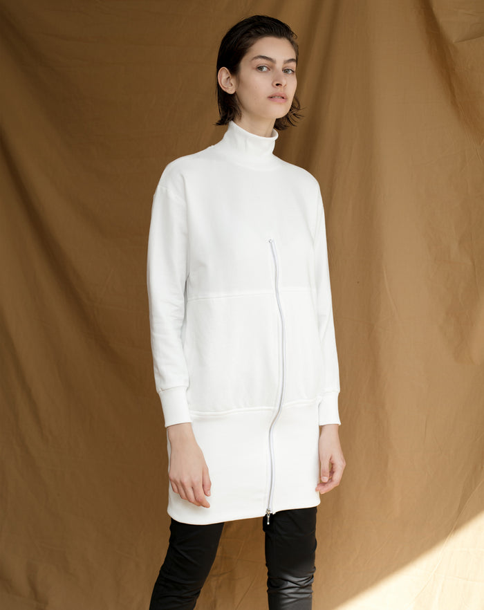 Juniper Reversed jacket | White
