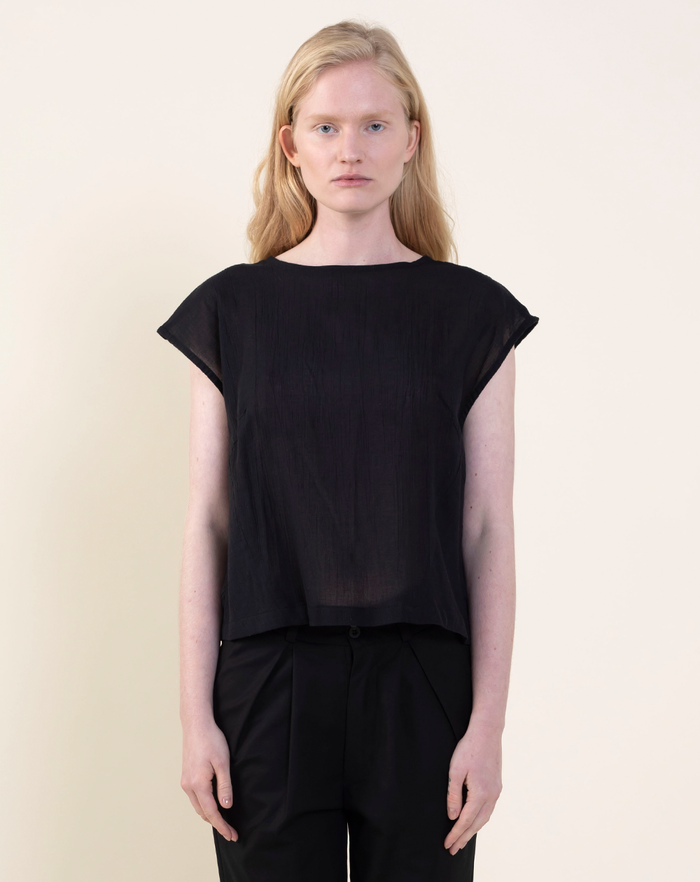Myōkō Light Shirt | Black