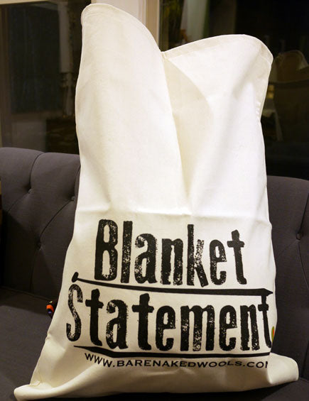 Blanket Statement 2015 Bag