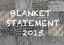 Blanket Statement 2015