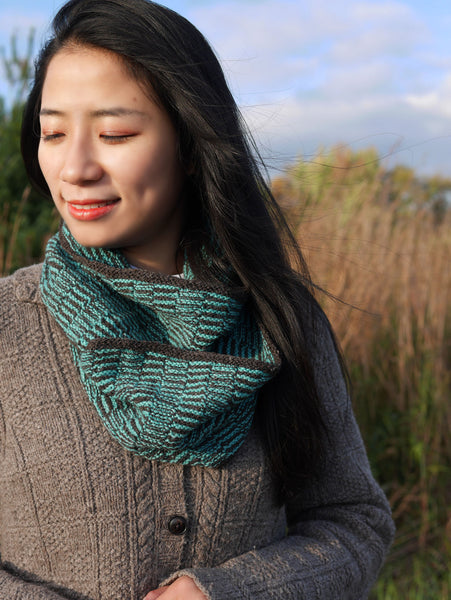 Sweet Tweed Cowl Kit