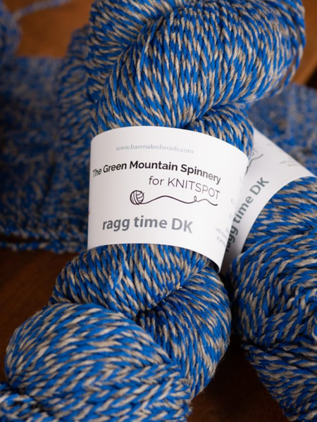 Green Mountain Spinnery Ragg Time DK