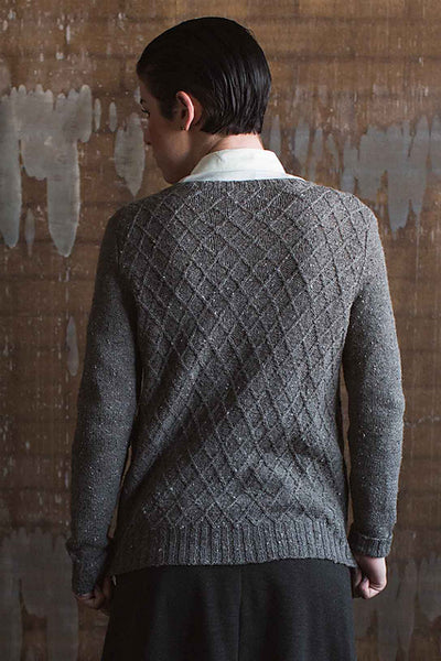 Subterraneans Cardigan and Pullover