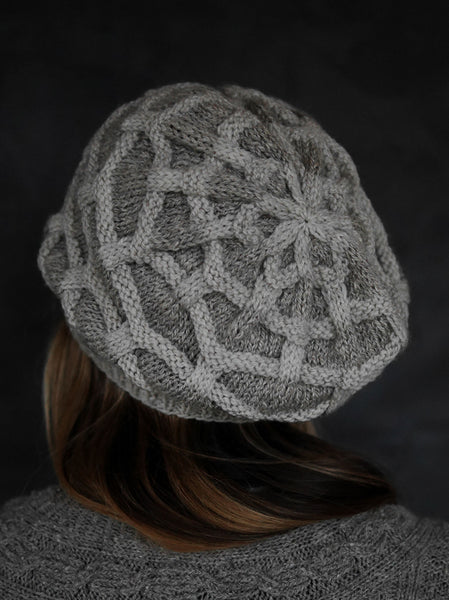 Urbanza by Elena Nodel Hat and Cowl