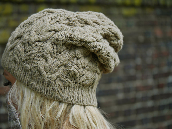 Wheaten Cap and Mitts