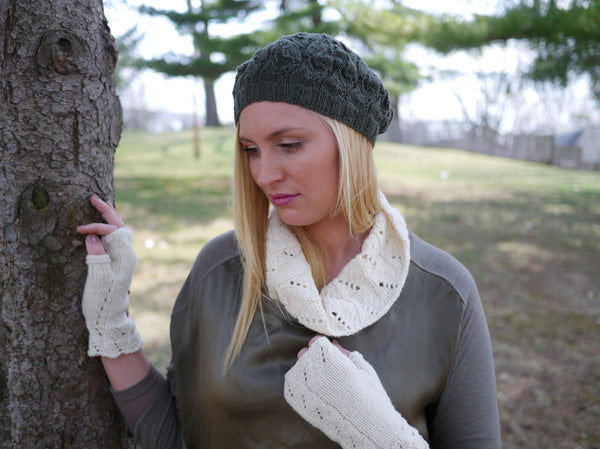 Billow Cloud Infinity Scarf or Cowl