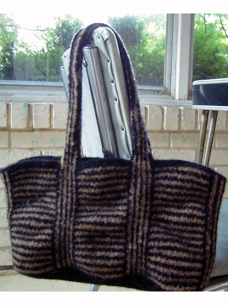 Cabana Stripes Bag