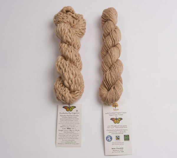 Pakucho Organic Cotton Yarn
