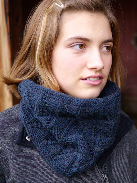 Fall Line Scarf or Cowl