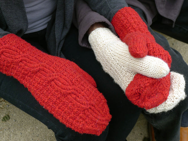 Fat Tire Mittens