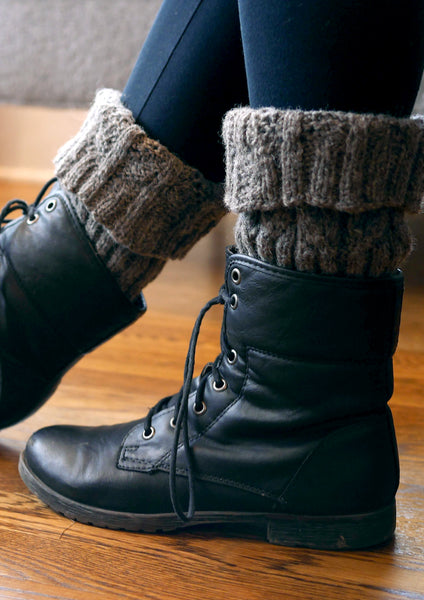 Grasslands Legwarmers and Boot Toppers