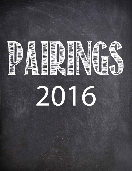 Pairings 2016 eBook