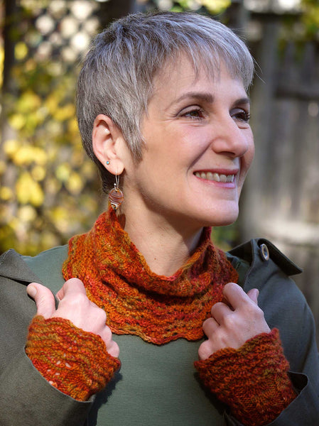 Juerga Neckwarmer and Cuffs