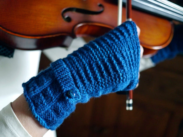 Kiltie Cowl and Mitts