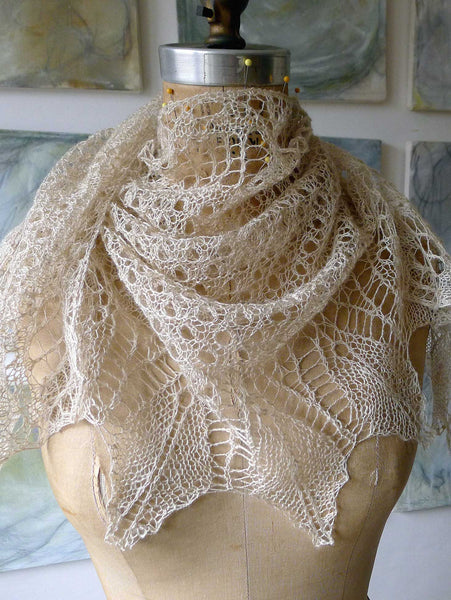 Physalis Shawl