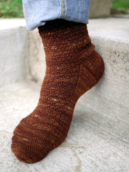 Sign of Four (a sock for Sherlock)