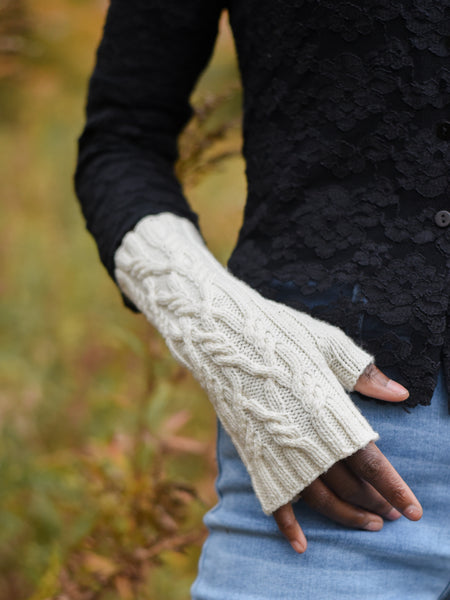 Witch Elm Mitts