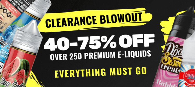 Cheap Vape Juice Clearance sale ejuice.deals