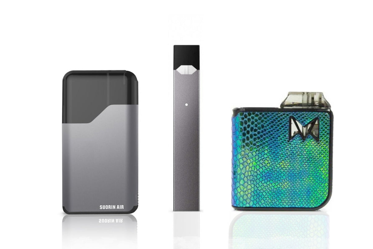 Best Vape Pod System Compared