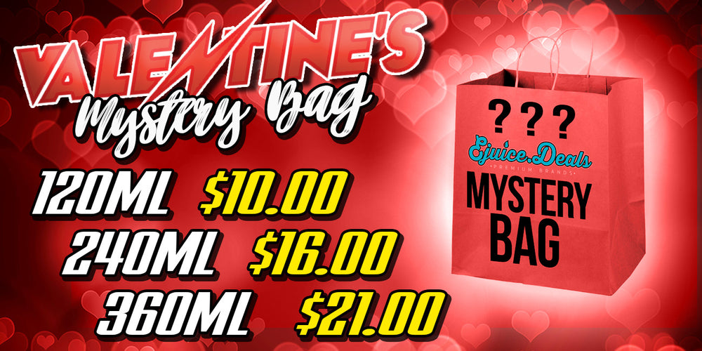 Mystery Grab Bag Valentine's Day Sale