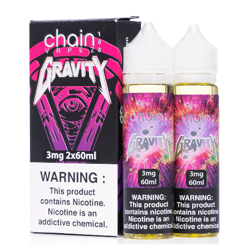 Chain Vapez Gravity Twin Pack Ejuice - eJuice.Deals