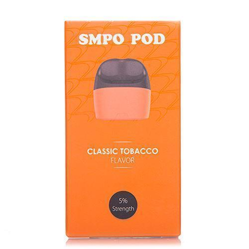 SMPO Classic Tobacco Pods-SMPO-eJuice.Deals