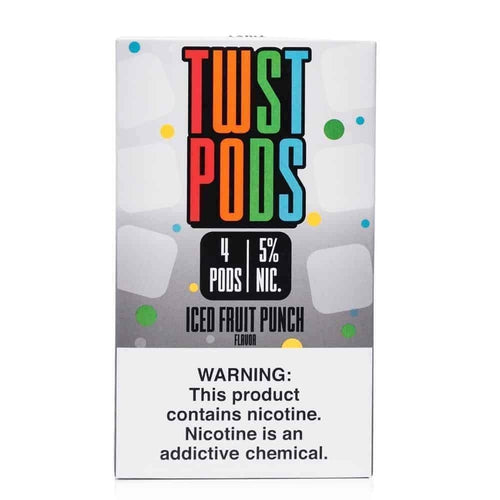 TWST PODS Iced Fruit Punch - eJuice.Deals