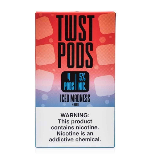TWST PODS Iced Madness - eJuice.Deals