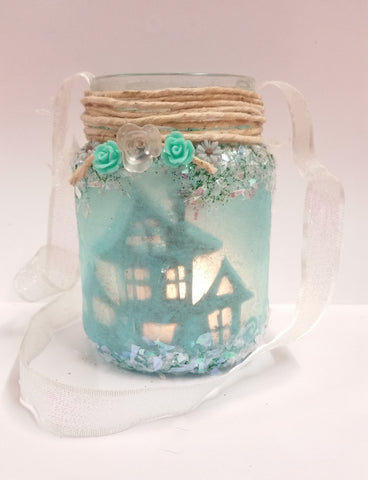 FAERiE HOUSE DEiTY JAR (NiGHTLiGHT)