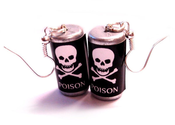 POiSON EAR-RiNGS