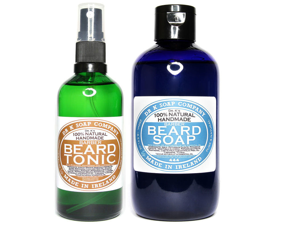 BIG Beard Care Set