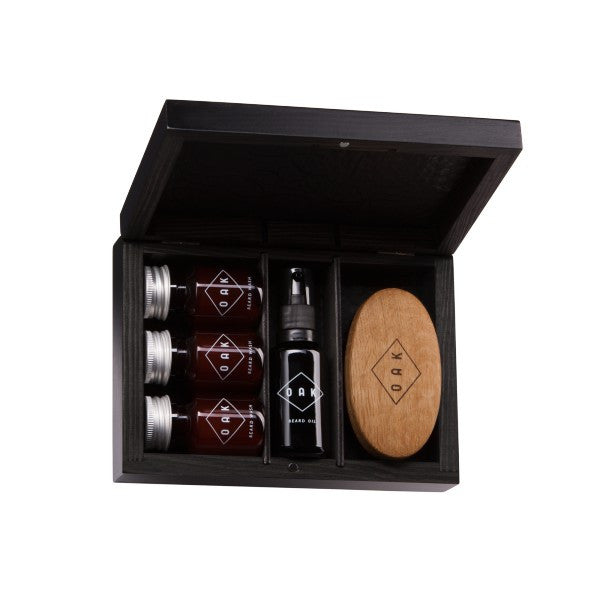 Coffret pour la Barbe OAK Beard Care