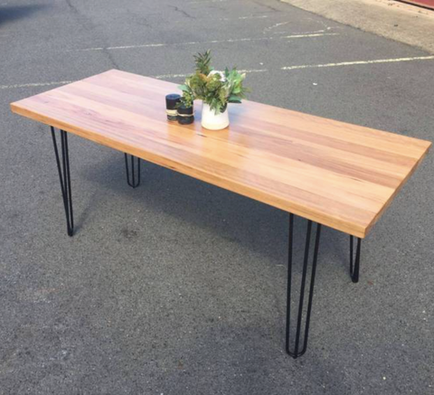Timber Table - Professionally Made