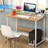 LK1660  Modern Computer Stand Home Student Study/Writing Table Strong Bearing Simple Office Desk Scratch Resistant MDF+Steel