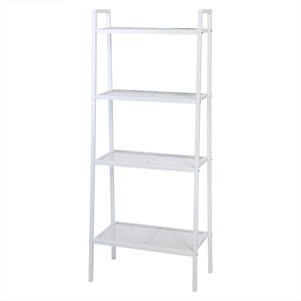 4 Tiers Shelf Unit Bookshelf Bookcase Book Storage Display Rack - Sandndesign