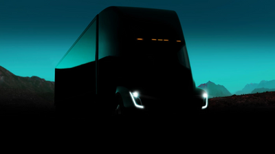 Tesla unveils its electric truck and it looks like a stormtrooper