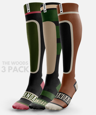 3 PACK: THE WOODS PLUS BUNDLE