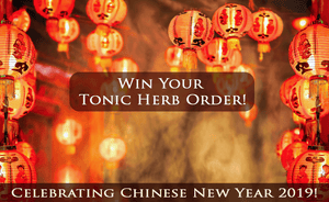 Win your Tonic Herb Order!