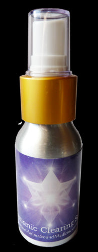 Heart Space Shamanic Clearing Spray 50ml - Na'vi Organics Ltd