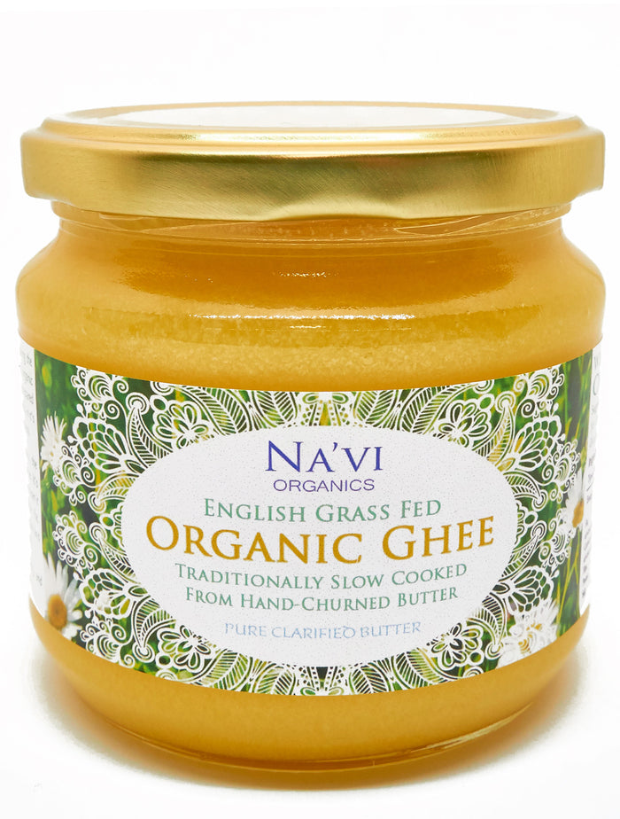 Organic English Ghee (Pasture Fed)