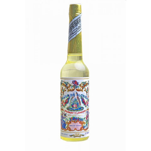 Peruvian Agua de Florida - Shamanic Flower Spirit Water 270ml - Na'vi Organics Ltd - 1