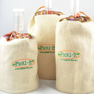 Pickl-It® Block-It™ Natural Organic Hemp Cover - Na'vi Organics Ltd