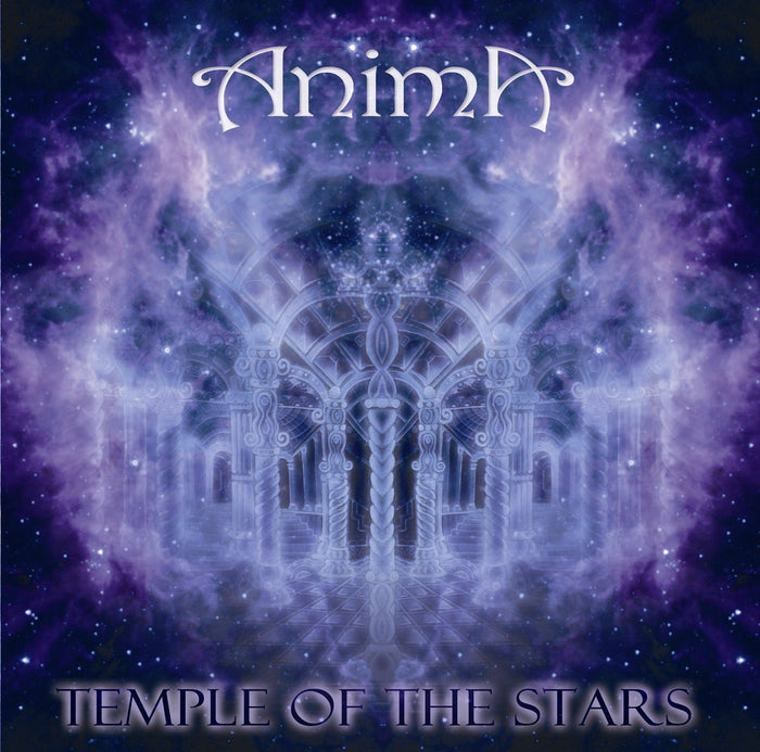 Temple of the Stars CD